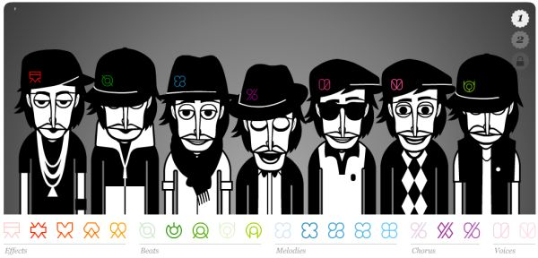 Incredibox version 2