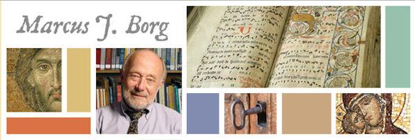 Marcus J Borg