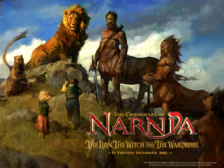 Poster for The Chronicles of Narnia film