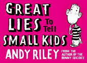 Great Lies to Tell Small Kids book cover