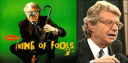 Delirious album King of Fools v Jerry Springer