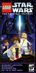 Advert for LEGO Star Wars 2