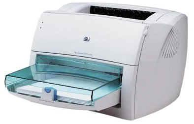 Hewlett-Packard LaserJet 1000W