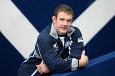 Scotland captain Jason White