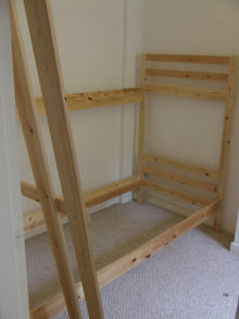 Bunk beds (incomplete)