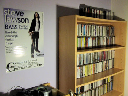Steve Lawson poster