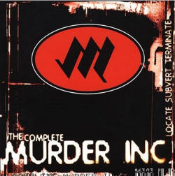 Cover for Murder Inc. CD