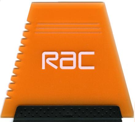 RAC ice scraper
