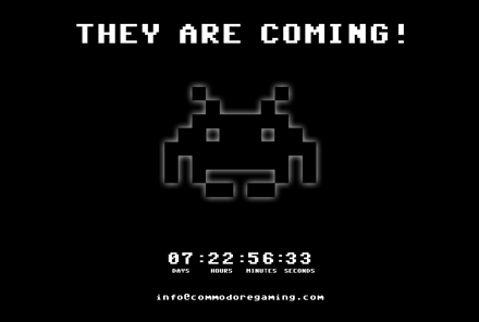 They are coming!