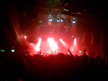 Kreator live in Glasgow