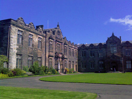 St Salvator's Quad, St Andrews