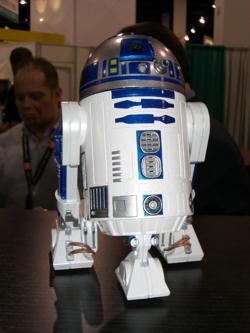 R2-D2 projector