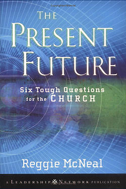 Book cover for The Present Future