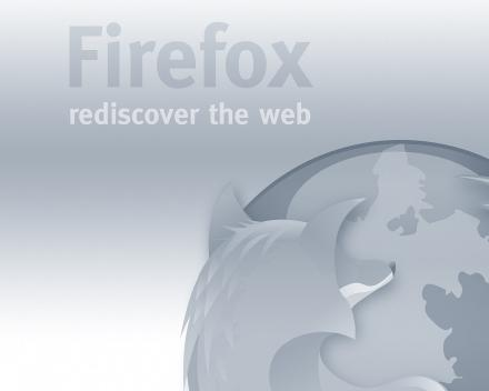 Firefox - rediscover the web