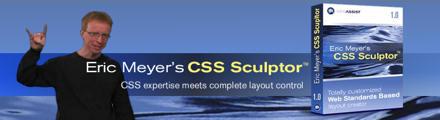 Eric Meyer's CSS Sculptor