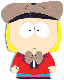Pip from South Park