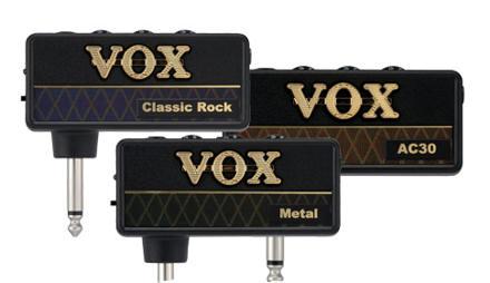 Vox amp plugs