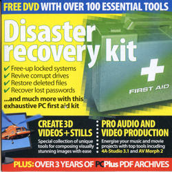Disaster recovery kit