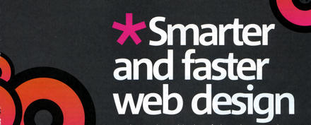 Smarter and faster web design