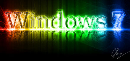 Windows 7 wallpaper from PC Plus