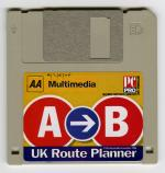 A to B on floppy disk