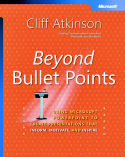 Beyond Bullet Points book cover
