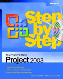 Project 2003 book cover