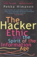 Book cover for The Hacker Ethic