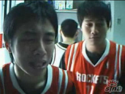 Two Chinese boys