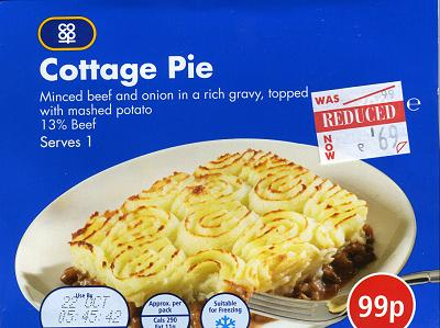 Co-op Cottage Pie