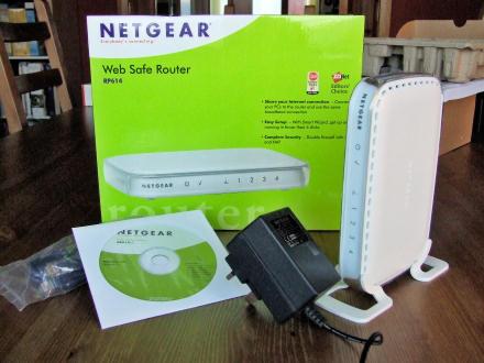 Netgear RP614 Web Safe Router