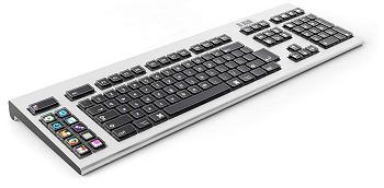 Optimus keyboard