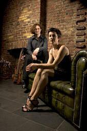 Steve Lawson and Julie McKee
