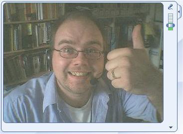 Gareth on MSN