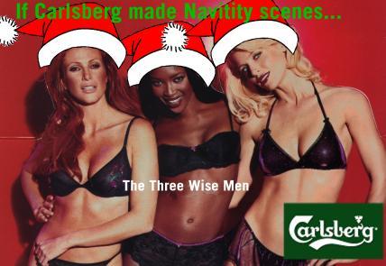 If Carlsberg made Christmas...