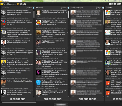 TweetDeck Desktop for Windows