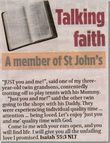 talking-faith