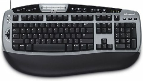 Microsoft Intellitype Digital Media Pro keyboard