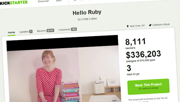 Hello Ruby, a Kickstarter project by Linda Liukas