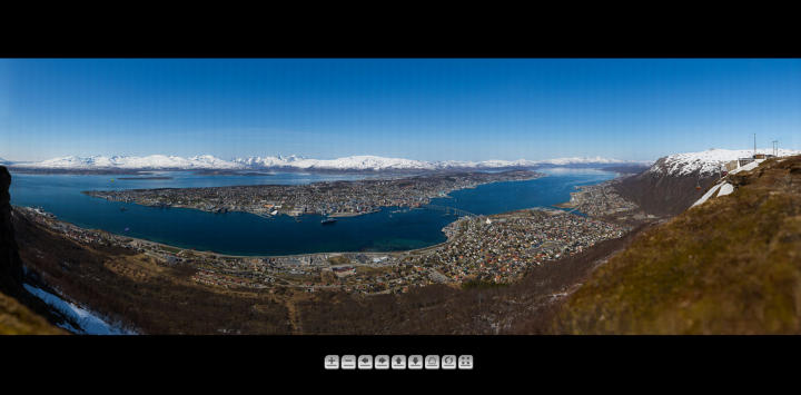Tromsø in high definition