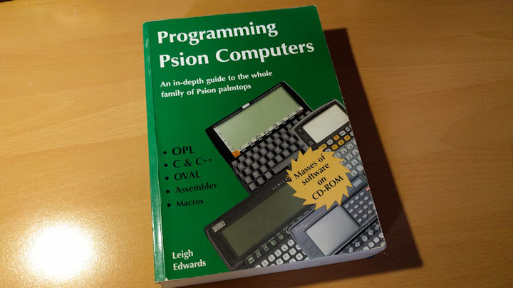 Programming Psion Computers by Leigh Edwards (EMCC, 1999)