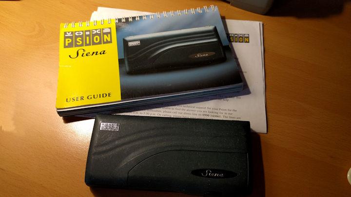 Psion Siena 512k