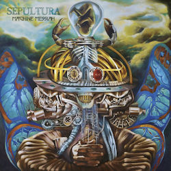 Sepultura—Machine Messiah