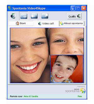 Video for Skype